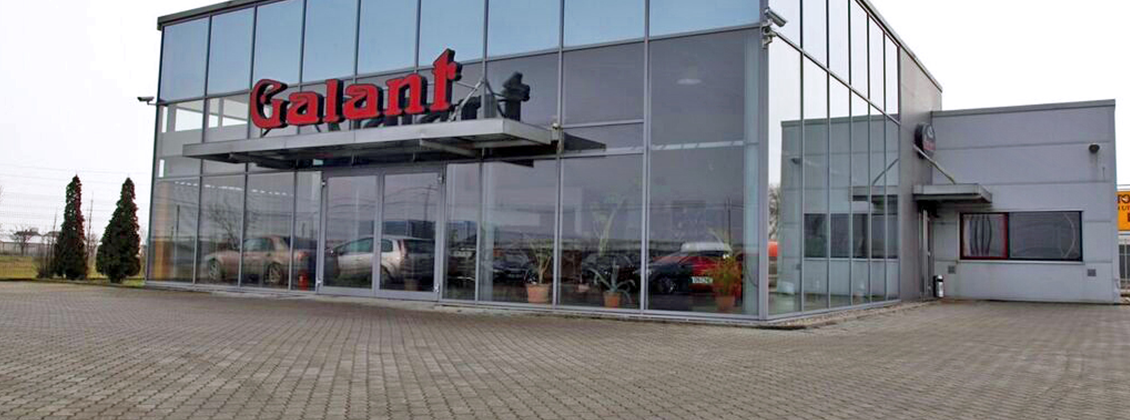 Showroom Galant Leasing